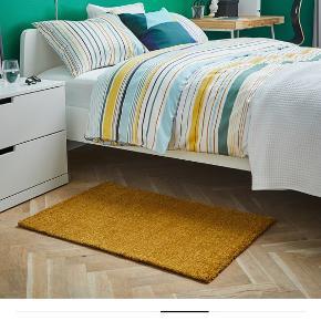 Gulvtæppe fra Ikea - måler 60 x 90 cm
