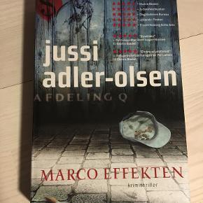 Jussi Adler-Olsen Afdeling Q Markus effekten