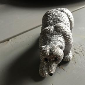 Sølvglimmer isbjørn 🌲🌲🌲