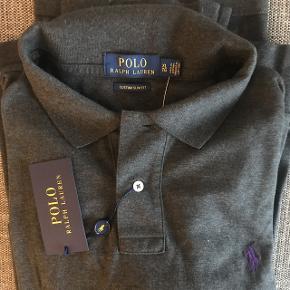 Polo Ralph Lauren bluse, sælges da den er købt i forkert str i Tyskland.  Stadig med prismærke og kvittering.