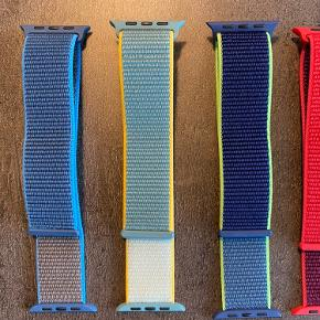 Originale Apple Watch Bands Passer til alle Apple Watch i str. 42/44 mm.  Prisen er pr. stk.