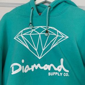 Diamond Supply hættetrøje
