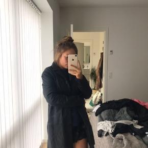 Ægte læder jakke