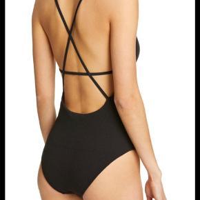 Ganni Badedragt Textured Swimwear A1831