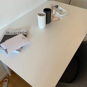 Bordet er ikke brugt særligt ofte, dog lidt skræmmer, som vist på billederne