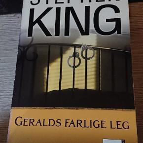 Stephen King bog. Paperback