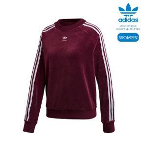 Lækker Adidas Originals sweatshirt i velour. Giv et bud :)