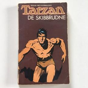 Tarzan de skibbrudne bog Kun tegn på at den er læst på omslaget  Spørg gerne for flere billeder ☀️☀️🐝  Kom gerne med bud og tjek mine andre annoncer, sælger ud af en masse tøj, da det desværre er blevet for stort ✔️🙋🏼♀️   Er altid klar på en hurtig handel ☺️🌸