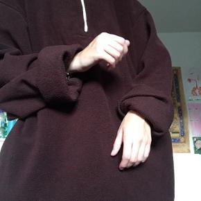 Nice anorak i fleece, bruger den ik længere:/