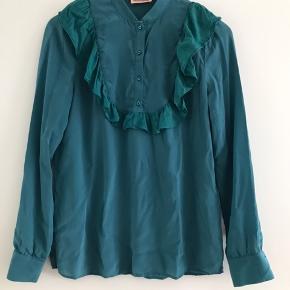 Super fin silkeskjorte