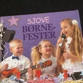 Sjove børnefester  - fast pris -køb 4 annoncer og den billigste er gratis - kan afhentes på Mimersgade 111. Kbh  - sender gerne hvis du betaler Porto - mødes ikke ude i byen - bytter ikke