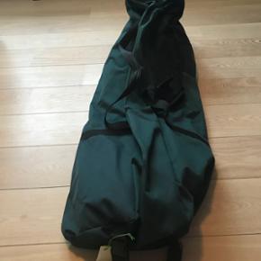 Rejsekuffert til golfbag.