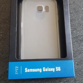 Helt nyt beskyttelses hylster til Samsung Galaxy s6  Byd