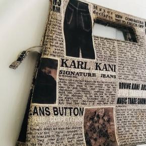 Super fin taske. 26 x 35 cm.
