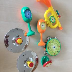 Musikinstrumenter 😊