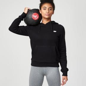Sælger denne my protein / myprotien hættetrøje i sort 🌸💞  fitness, træningstrøj, gymshark, myprotien, my protein, træning