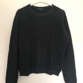 68af2553 Strik i lækker kvalitet Model: Laika Materiale: 50% viscose, 40% cotton.  Bruuns Bazaar Sweater