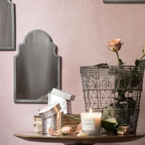 H&m home 2xspejle i sølv i orientalsk look   Np stk 250  Sælges begge samlet for 300 kr