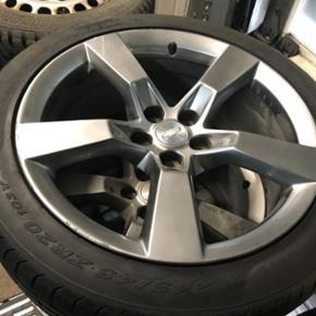 Les pneus et jantes-  R20/40/275CAMARO Chevrolet
