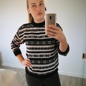 Retro sweater