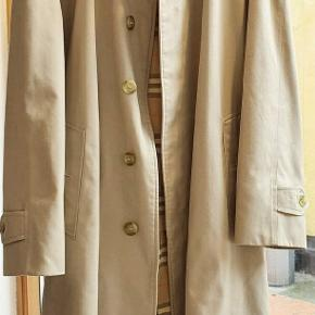 Burberry frakke