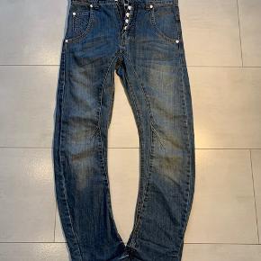 DNG - Urban Rebel jeans str. 12 år.