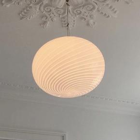 Murano loftslampe