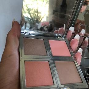 Elfs smukke blush og let contour til lysere hud 💓