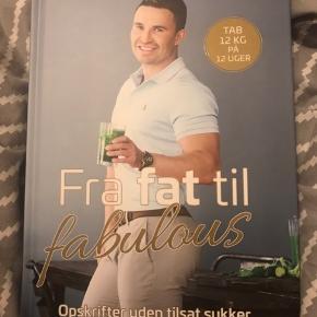 Gustav bog. Indeholder opskrifter og træningsøvelser.