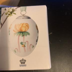 Royal påskeæg i original æske med rede og bånd  2016 ERANTIS (1259 960) Sender + 37 kr
