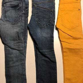 3 par bukser 2 par str.104 1 par str.98