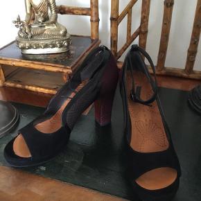Chie Mihara sko hælhøjde 10cm.