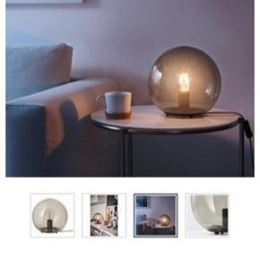 Bordlampe fra Ikea, står næsten som ny 🙂