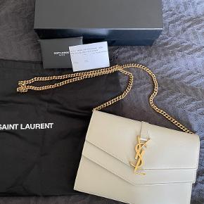 Yves Saint Laurent skuldertaske