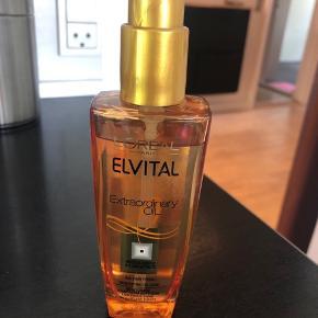 L'oreal El vital multi Oil - brugt meget lidt. Kan mødes og handle i Ringsted eller på Frederiksberg - sender også gerne.