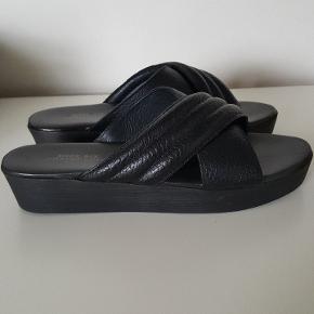 Super smarte og behagelige sandaler.