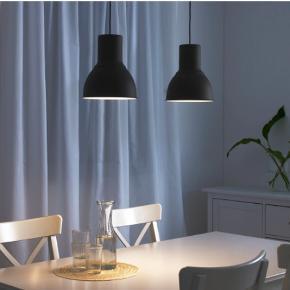 To Hektar IKEA lamper. Nypris 300kr.