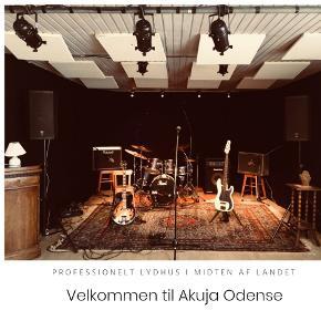 Indspild musik nær centrale Odense. Kontakt 21937277  Ikke med i tilbud, se evt profiltekst