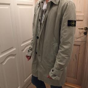 Fed frakke - næsten ikke brugt - nypris 3200,- kr