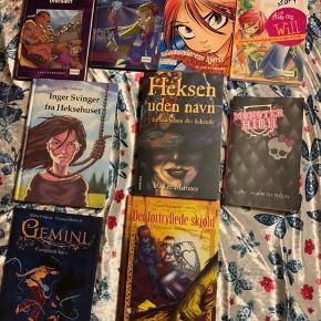 Sælger disse rigtig Fine Børnebøger (: Er i virkelig god stand & fra røgfrit hjem skriv ved intresse (: