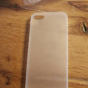 Cover til IPhone 5S.Enkel Mat.