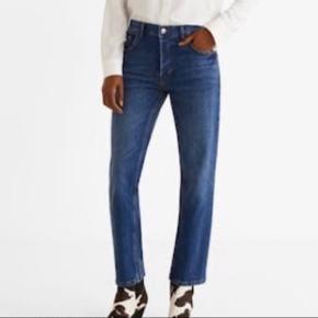 Straight jeans fra Mango i str 36 🌸 Kun brugt et par gange