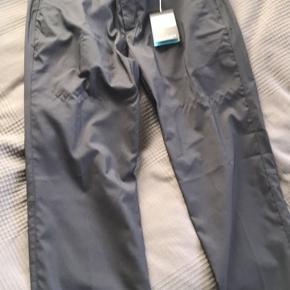 Nye grå golfbukser str M eller 32*34 Aldrig brugt