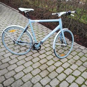 Vola Principia cykel. God cykel der kører fint. Har dog ridser i stel og slidte håndtag. Der er monteret lygter😊 giv et bud