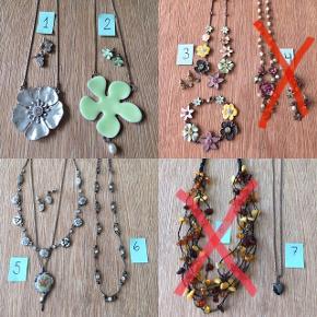 Smykker fra bla pilgrim. Se priser på foto 3