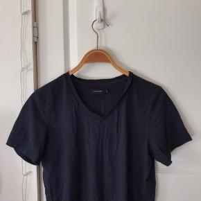 Navy t shirt fra samsøe