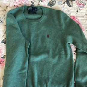 100% uld trøje fra Ralph lauren