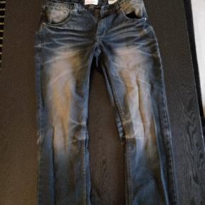 Jeans fra Shine original straight fit str. W34/L32 Bud modtages?.