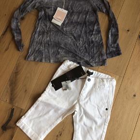 Skønne shorts fra Norlie str 5 år Fin bluse i str 6 fra Designers remix