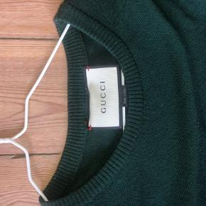 Grøn Gucci cardigan. Er som ny.